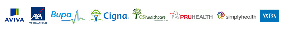 Medical Insurers Logos